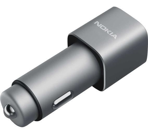 Nokia Double Usb 3.0 Compatible Car Char