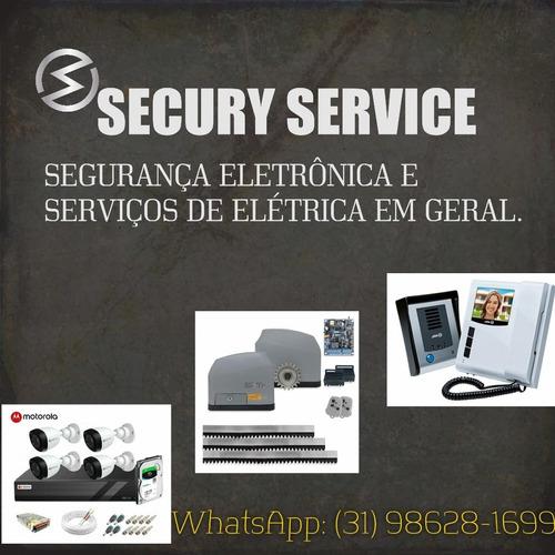 Imagem 1 de 5 de Segurança Eletrônica