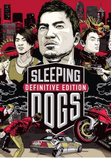 Sleeping Dogs Definitive Edition Pc Steam - Original