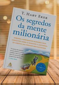 Livro Os Segredos Da Mente Milionária- Audiobook