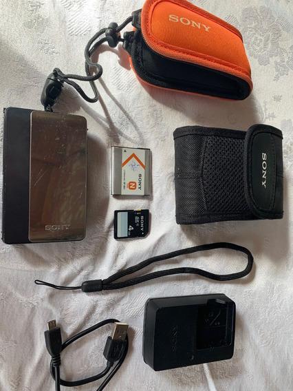 Camera Sony Cybershot Dsc-tx5 Prova D
