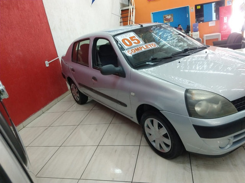 Renault Clio Sedan 1.6 Flex Expression Completo