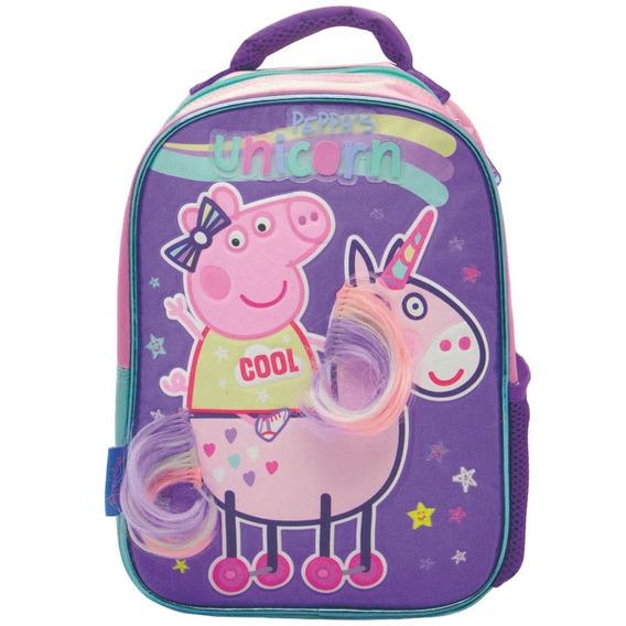 Mochila Espalda Jardin 12 Pulgadas Peppa Pig Magic4ever
