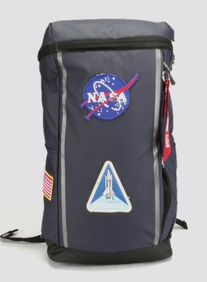 Mochila Alpha Industries Nasa Space Bag