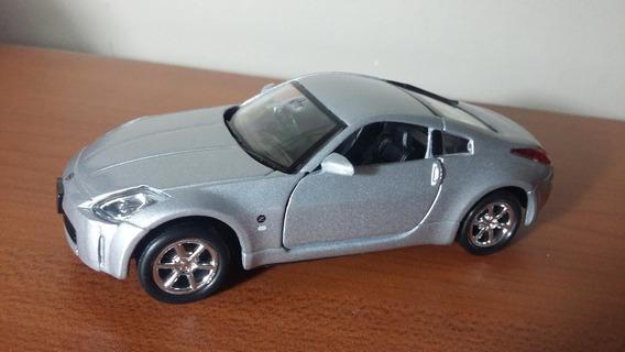 Auto De Coleccion 2003 Nissan Fairlady Z Gris 1/36 Welly