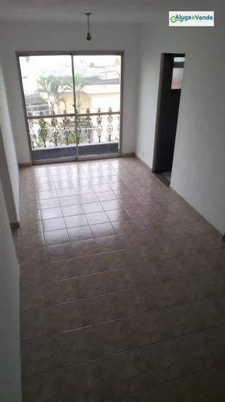 Apartamento Com 2 Dormitórios Barato À Venda Em Guarulhos, 63 M² Por R$ 220.000 - Vila Augusta - Guarulhos/sp - Ap0056
