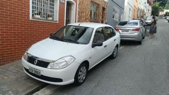 Renault Symbol 1.6 16v Expression Hi-flex 4p 2012