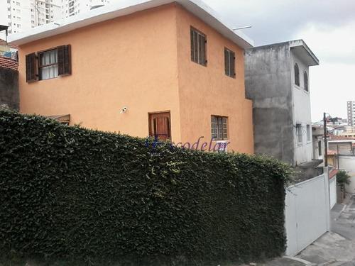 Sobrado Com 3 Dormitórios À Venda, 226 M² Por R$ 699.000,00 - Mandaqui (zona Norte) - São Paulo/sp - So0075