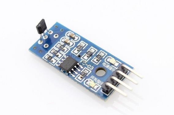 Arduino - Sensor De Efeito Hall P/arduino