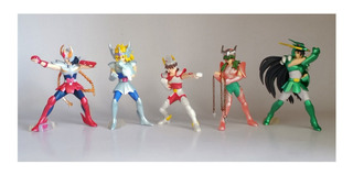 Saint Seiya Caballeros Del Zodiaco Set Bronze - Mystic Toys
