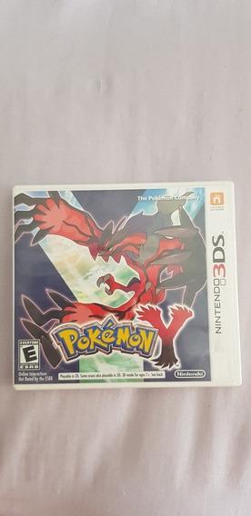 Pokémon Y 3ds