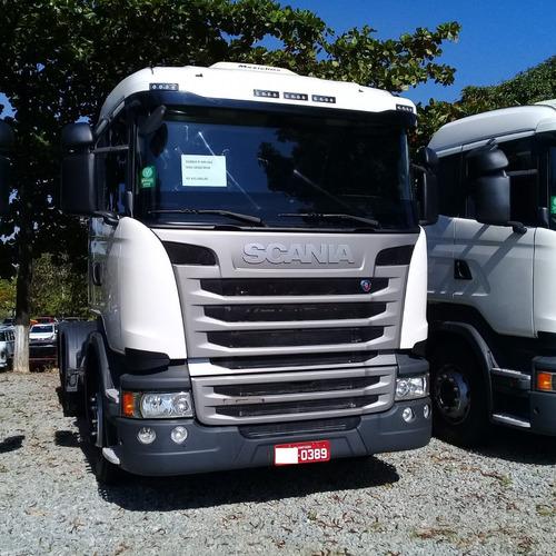 Scania R 440 2018 Com Retarder Pouco Rodada 0389