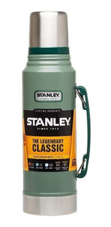 Termo Stanley 1 Litro Classic Verde Original