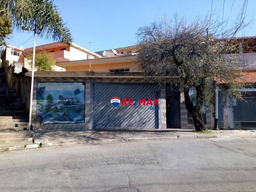 Sobrado À Venda Ou Locação Com 3 Dormitórios E 8 Vagas De Garagem No  Jardim Marisa - Ca2004