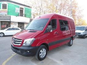 Mercedes Benz Sprinter 415 Furg Mixto 4+1 3665 Bordo 0 Km
