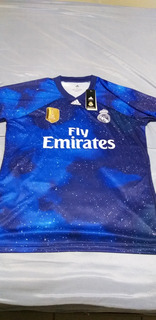 Camisa Real Madrid Ea Sports 2018/2019