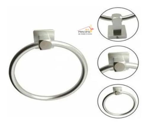 Toallero Para Manos En Aluminio