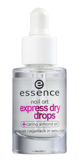 Essence Nail Art Express Dry Drops - Óleo Secante 8ml Blz