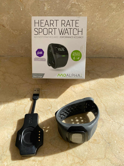 Mio Alpha 2 Reloj Para Deportes. Monitor De Frec Cardiaca.