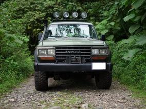 Toyota Land Cruiser 1988 Fj60