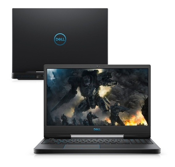 Notebook Dell Gamer G5 5590 I5 2.40/8gb/1tb/128ssd/gtx1650