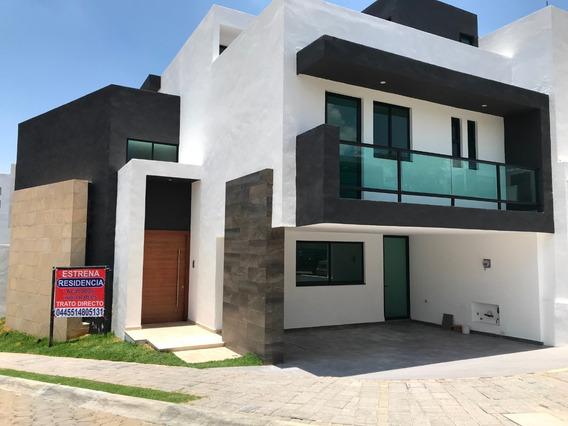 Hermosa Residencia Ubicada N L Mejor Cluster Acabados D Lujo
