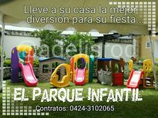 Alquiler De Parque Infantil, Colchones Inflables, Gelatinas