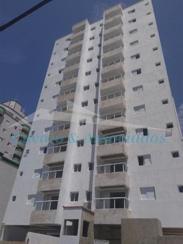 Imagem 1 de 8 de Apartamento Novo Pronto Para Morar Para Venda Na Ocian Em Praia Grande Sp - Ap01618 - 34598755