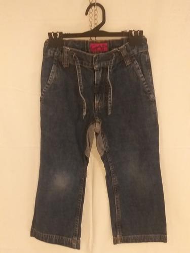 Pantalon De Jean De Niño/ Niña Marca Gap Talle 4