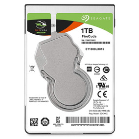 Hd 1tb Seagate Firecuda Sshd (8gb Ssd) 2.5 (ps4/xone/pc/nb)
