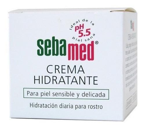 Crema Facial Hidratante Sebamed 75 Ml Ph 5.5 Piel Sensible