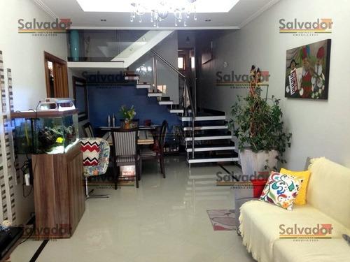 Casa Sobrado Para Venda, 4 Dormitório(s) - 6920