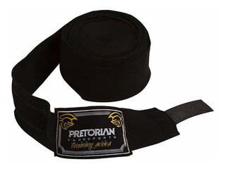 Bandagem Elástica 3m - Pretorian - Preto
