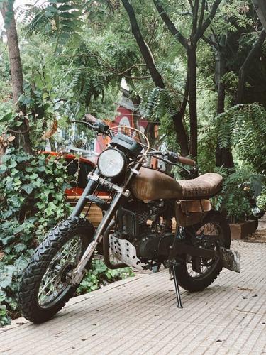 Betamotor 2018 Cafe Racer 200cc