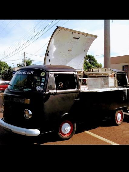 Volkswagen Kombi Clipper Food Truck