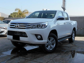 Toyota Hilux 4x4 Diesel At 2018 Blanco