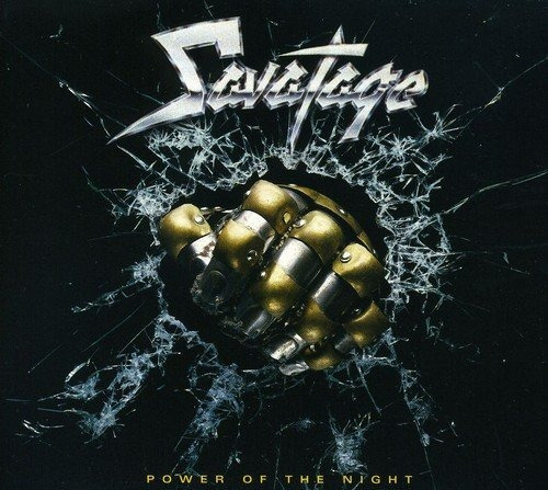 Cd : Savatage - Power Of The Night (germany - Import)