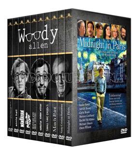 Coleccion Woody Allen 10 Dvds Pack Peliculas Films
