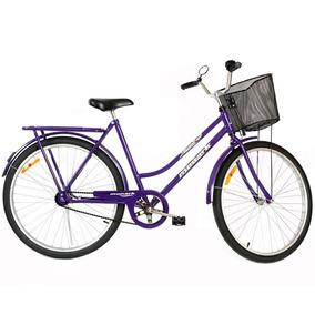 Bicicleta Feminina Monark Tropical Aro 26
