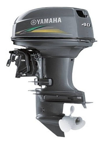 Perguntar Ao Vendedor Motor De Popa Yamaha 40hp 4 Tempos