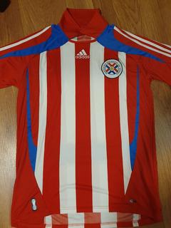 Camisa Paraguai 2008 - Seleção Paraguaia