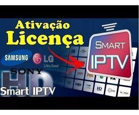 Ativacão Licença Smart Tv (vitalicia) - Original