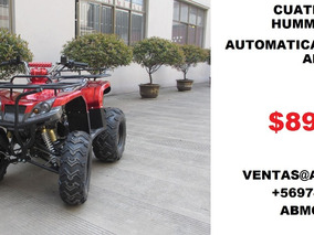 Moto Hummer 200cc Valor 890.0000 Con Iva Aro 10