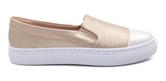 Tênis Slip On Feminino Olfer Shoes 1270-031