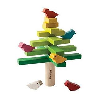 Plan Toys Balancing Tree Juego