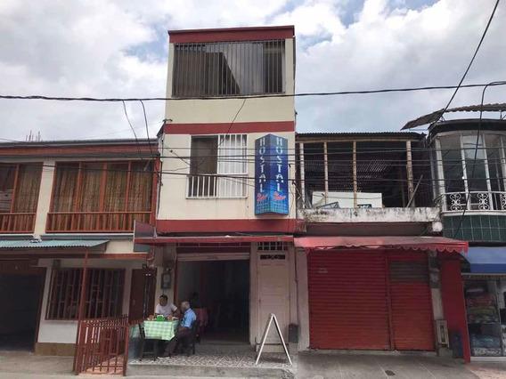 Se Vende Propiedad Con Restaurante Y Habitaciones