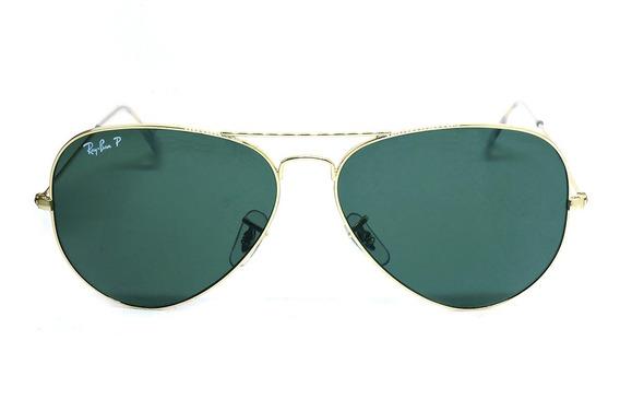Óculos De Sol Ray Ban Aviator Rb3025l