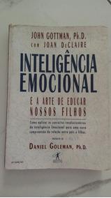Livro Inteligência Emocional.