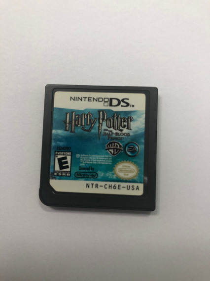 Jogo Nintendo Ds Harry Potter