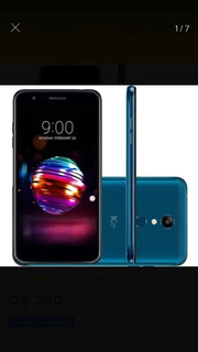 Celular LG K11+ 32 Gb Azul